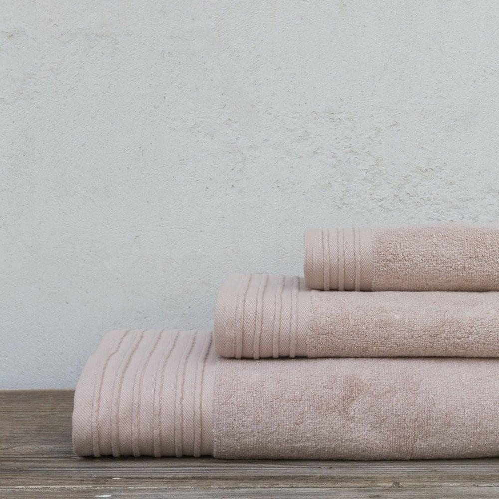 Πετσέτα Feel Fresh Light Pink Nima Χεριών 40x60cm