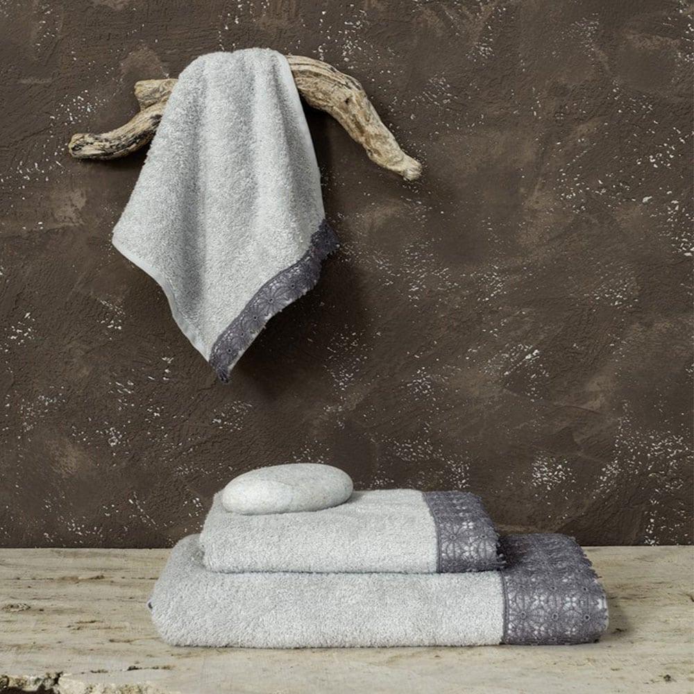 Πετσέτα Ingrid Gray Nima Σώματος