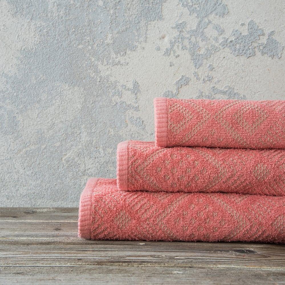 Πετσέτα Iris Coral Nima Προσώπου 50x90cm