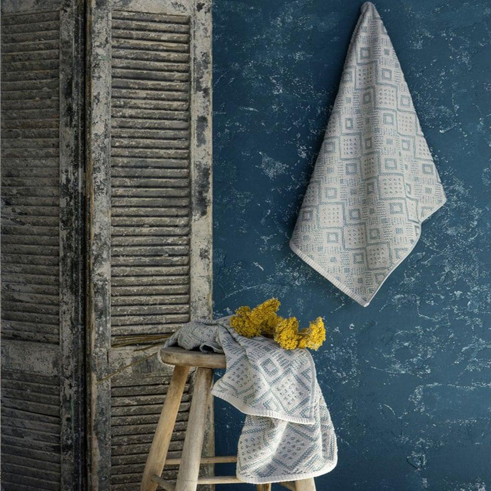 Πετσέτα Iris Gray Nima Σώματος