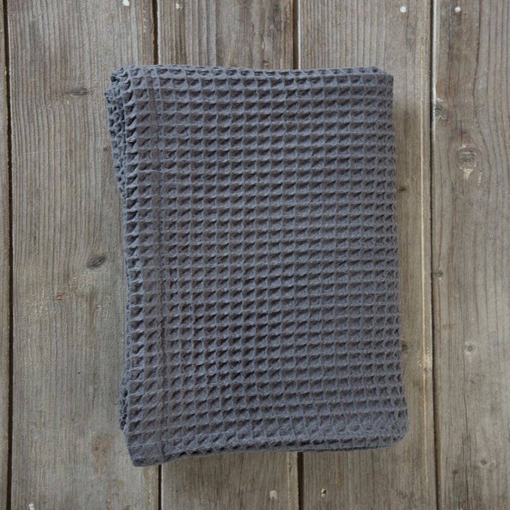 Πετσέτα Θαλάσσης – Παρεό Shore Dark Gray Nima Θαλάσσης