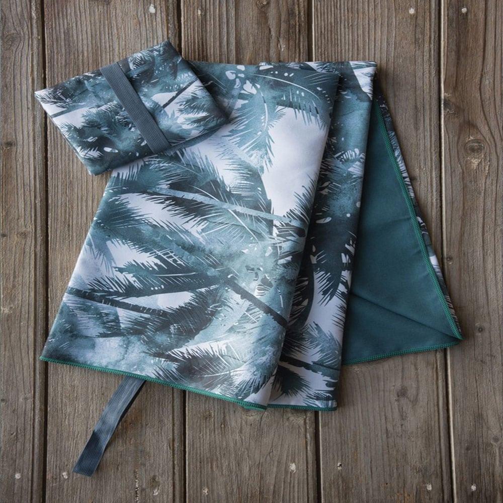 Πετσέτα Θαλάσσης Aruba Dark Green-Blue Nima Θαλάσσης