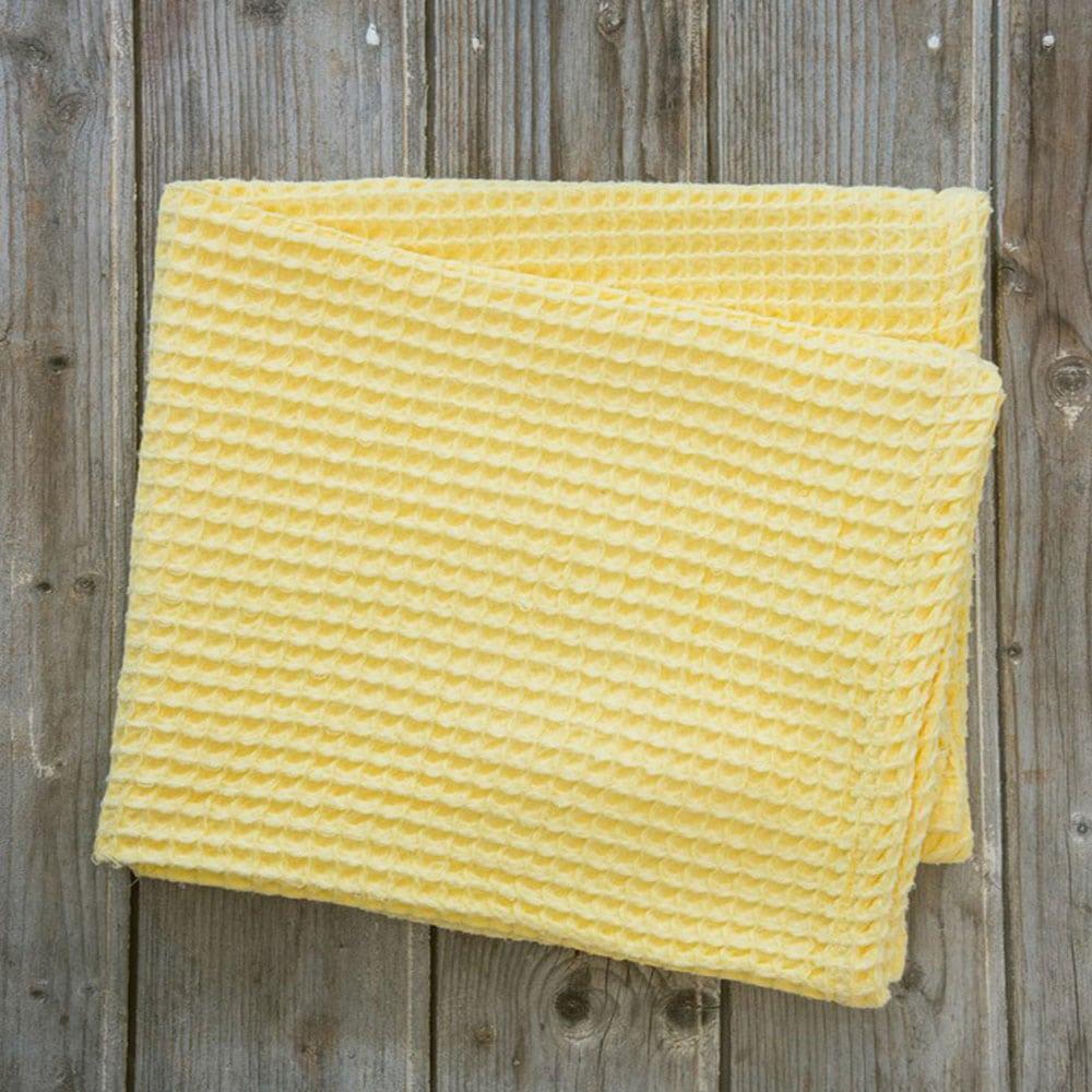 Πετσέτα Θαλάσσης Παιδική Dank Yellow Nima Θαλάσσης