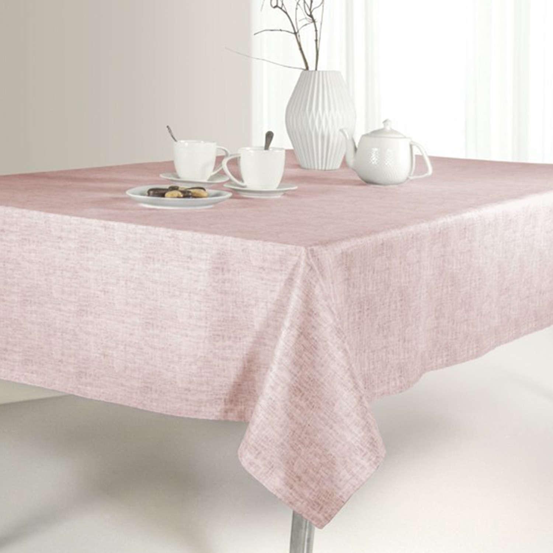Τραπεζομάντηλο 1020 Old Pink Saint Clair 150X150 145x145cm