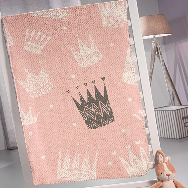 Κουβέρτα Παιδική Crown Saint Clair Μονό 160x220cm