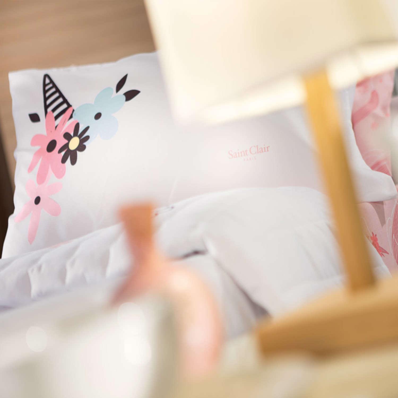 Μαξιλαροθήκη Παιδική Unicorn Saint Clair 50Χ70 50x70cm