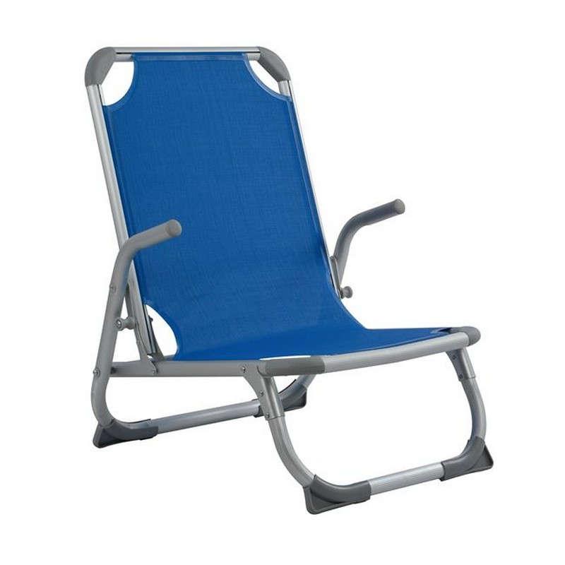 Καρεκλάκι Παραλίας 53x62x69 HM5053.01 Blue
