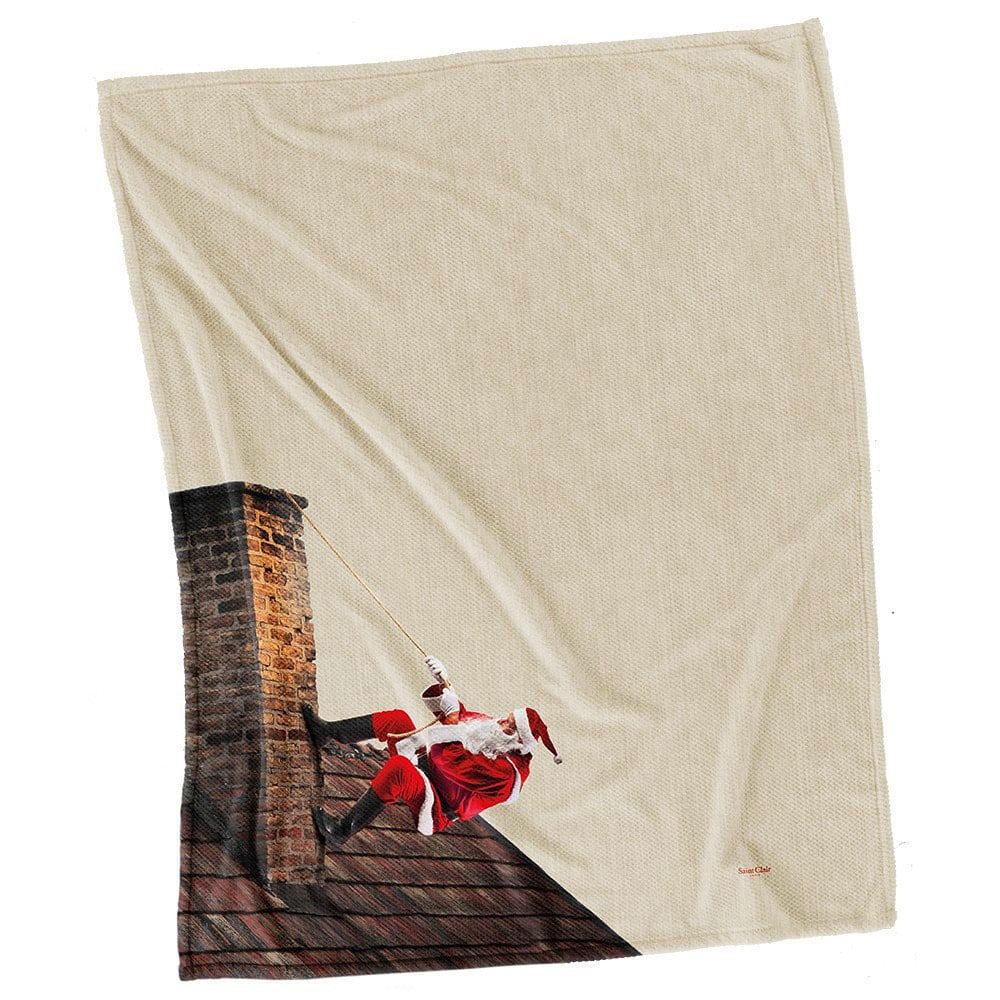 Κουβέρτα Καναπέ Χριστουγεννιάτικη Ultrasoft 5006 Saint Clair 100Χ150 110x140cm