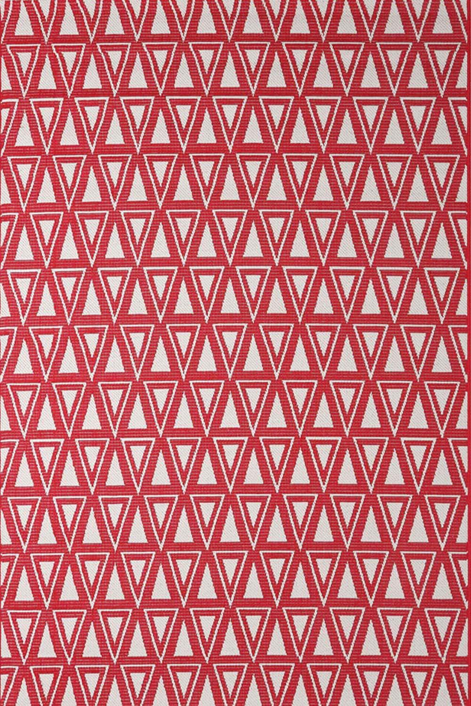 Χαλί Flox 1 Red 160X230