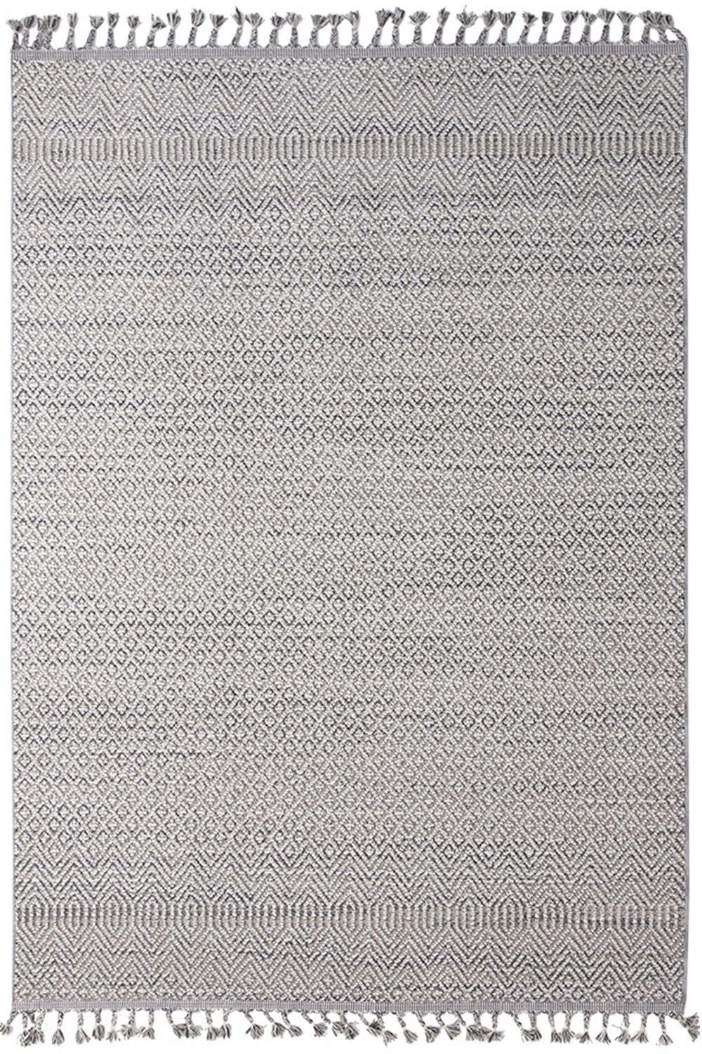 Χαλί Linq 8309A Beige-D.Grey Royal Carpet 70X220