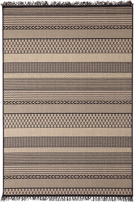 Χαλί Amber 8922K Beige-Anthracite Royal Carpet 200X300