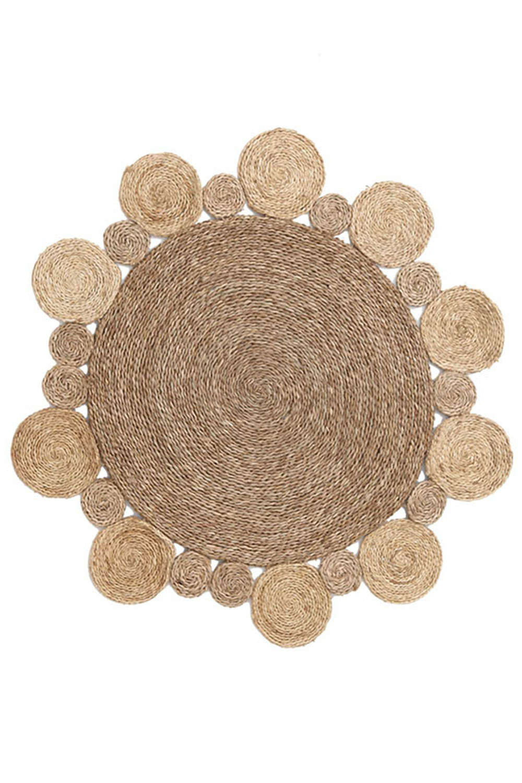 Χαλί Kami Natural-White Royal Carpet 100X200
