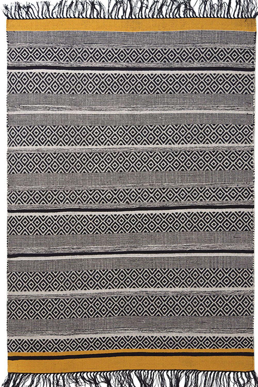 Χαλί Urban Cotton Kilim Amelia Chai Tea Royal Carpet 140X200