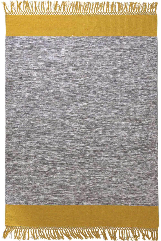 Χαλί Urban Cotton Kilim Flitter Yellow Royal Carpet 160X230