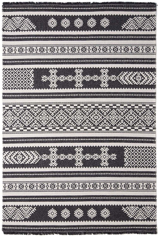 Χαλί Casa Cotton 22095 Black Royal Carpet 200X250