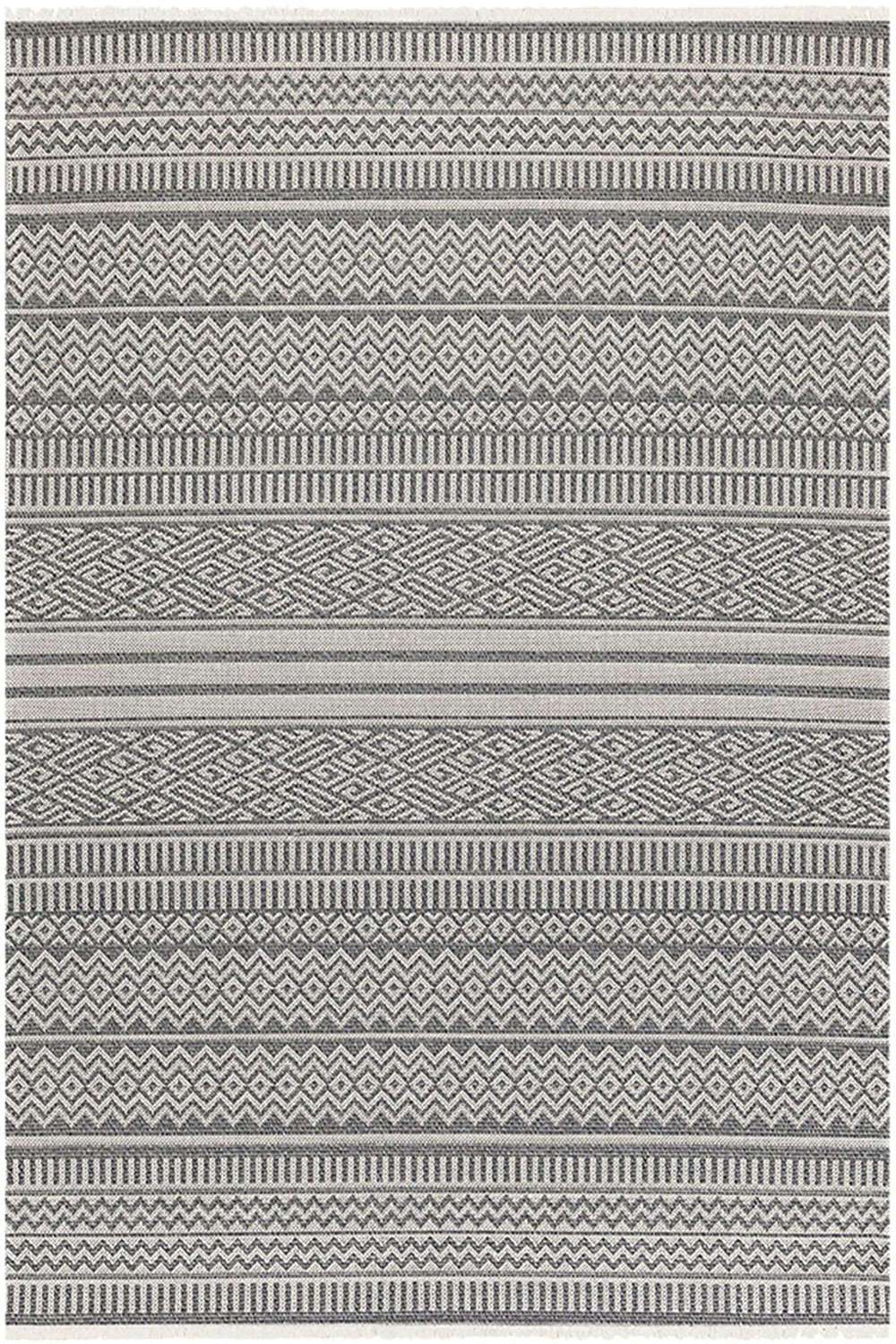 Χαλί Casa Cotton 22092 Grey Royal Carpet 160X230