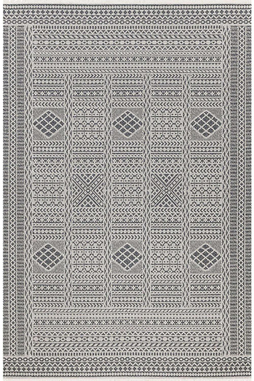 Χαλί Casa Cotton 22094 Grey Royal Carpet 140X200