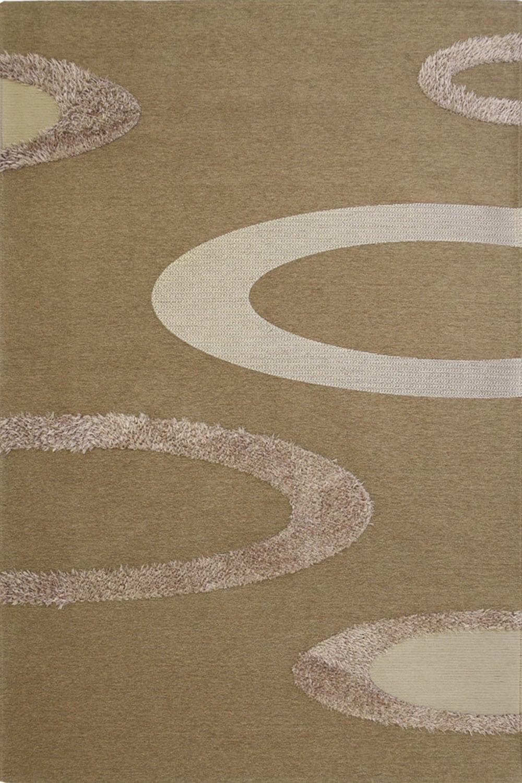 Χαλί Toscana Shaggy Diag Bronze Royal Carpet 160Χ230