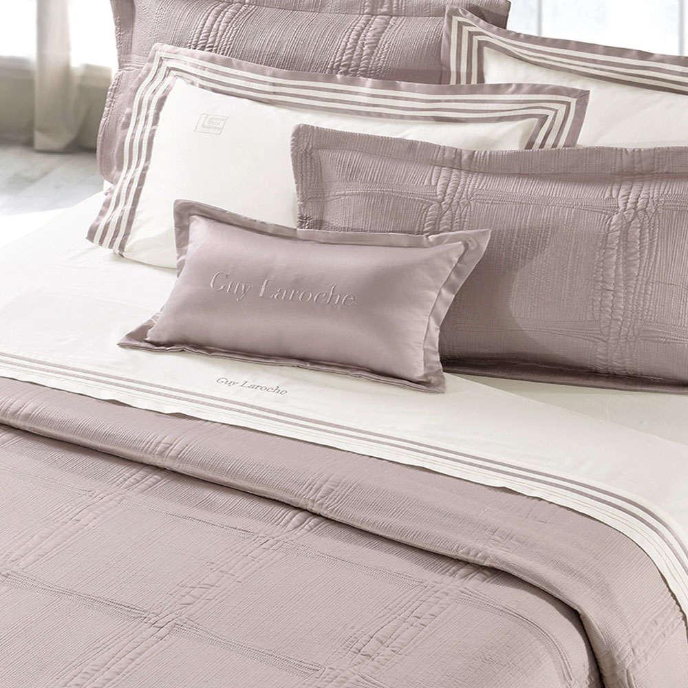 Μαξιλάρι Διακοσμητικό Essenza Taupe Guy Laroche 30Χ50 100% Polyester