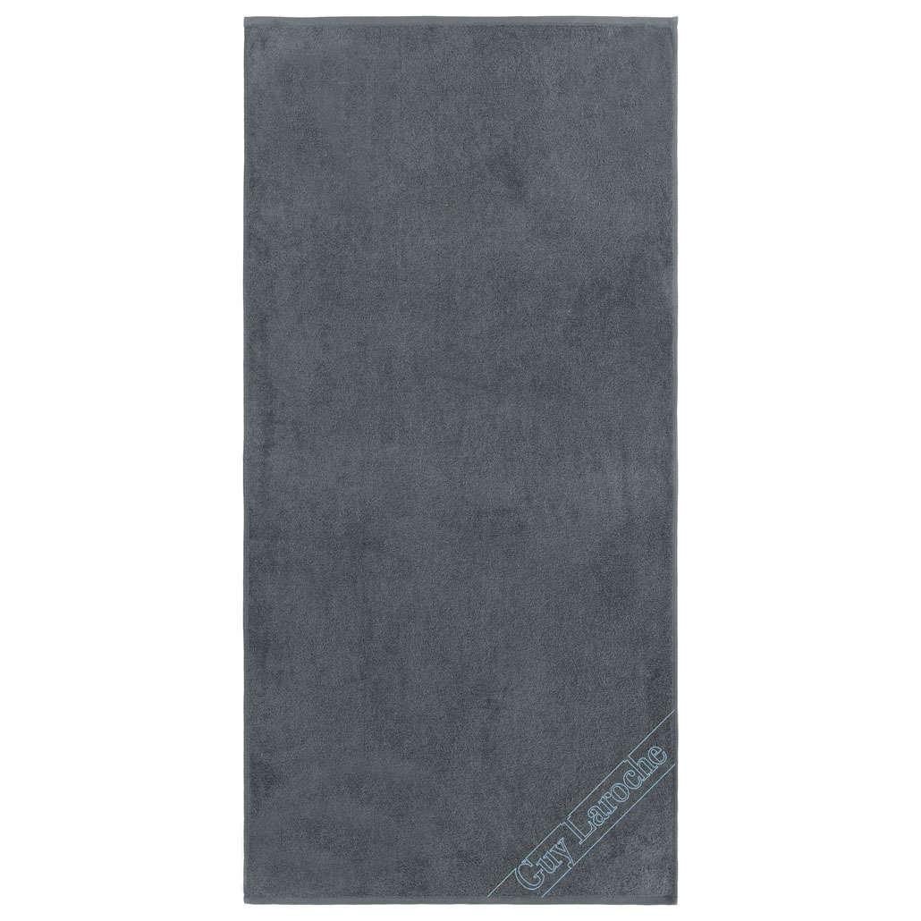 Πετσέτα Θαλάσσης Mark Anthracite Guy Laroche Θαλάσσης 85x175cm