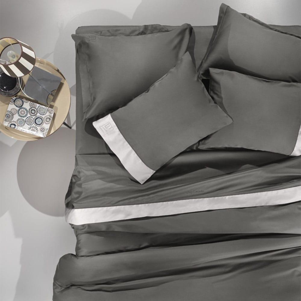 Σεντόνια Silky Σετ 4Τεμ. Anthracite-Grey Guy Laroche King Size 270x280cm