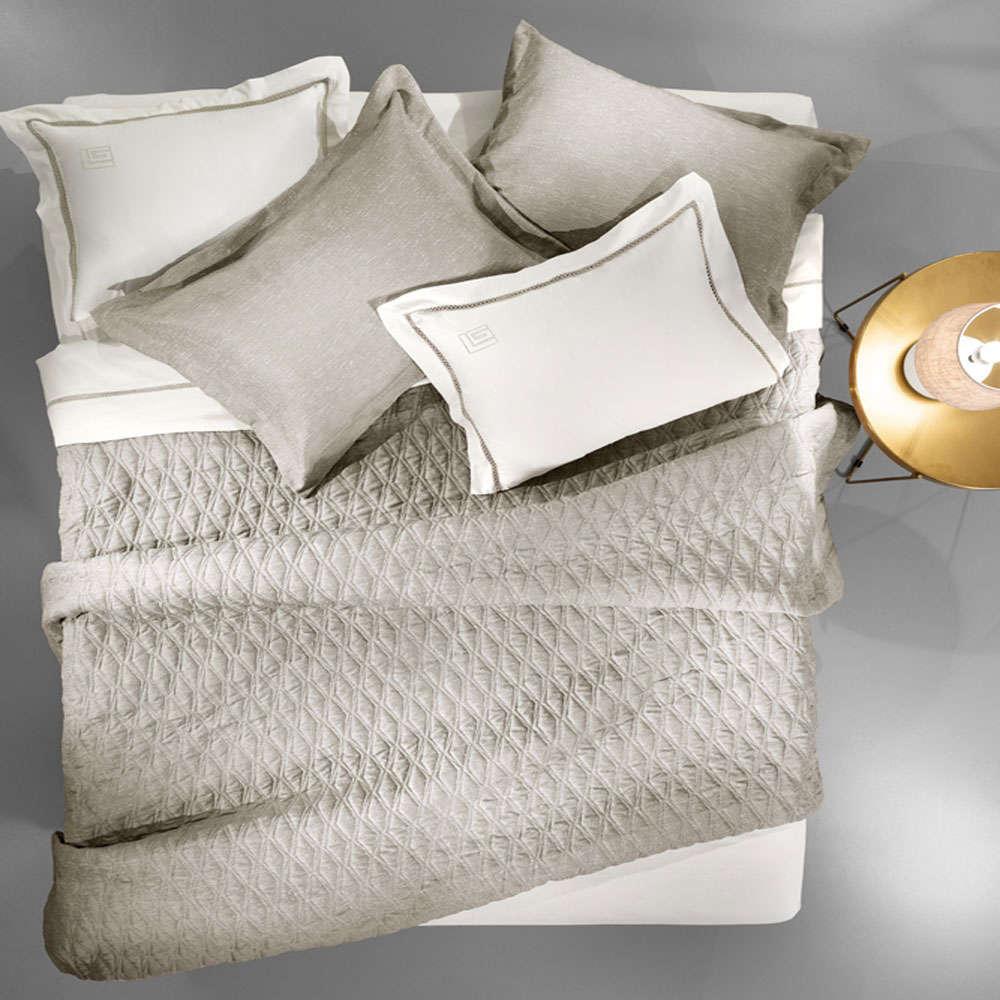 Κουβερλί Σετ 3τμχ Duzzle Mink Guy Laroche King Size 240x250cm