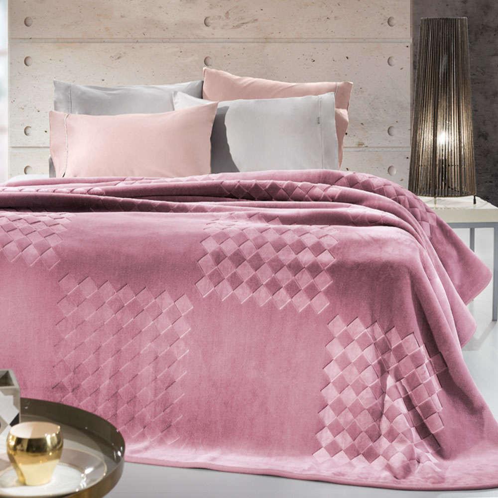 Κουβέρτα Grand Opal Rose Guy Laroche Υπέρδιπλo 220x240cm