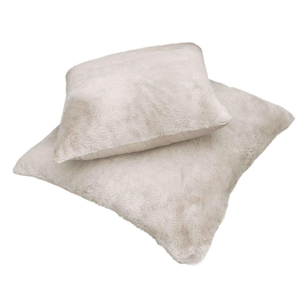 Μαξιλάρι Διακοσμητικό (Με Γέμιση) Crusty Ivory Guy Laroche 60X60 100% Ακρυλικό