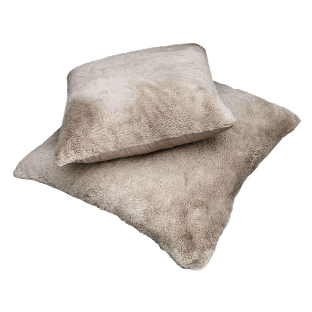 Μαξιλάρι Διακοσμητικό (Με Γέμιση) Crusty Mink Guy Laroche 45X45 100% Ακρυλικό