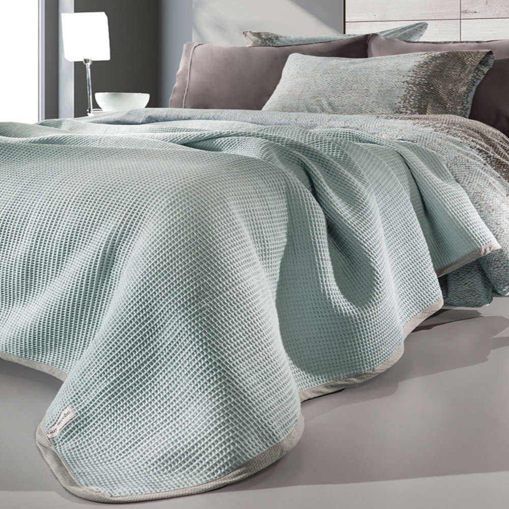 Κουβέρτα Just Ocean Guy Laroche Υπέρδιπλo 230x250cm