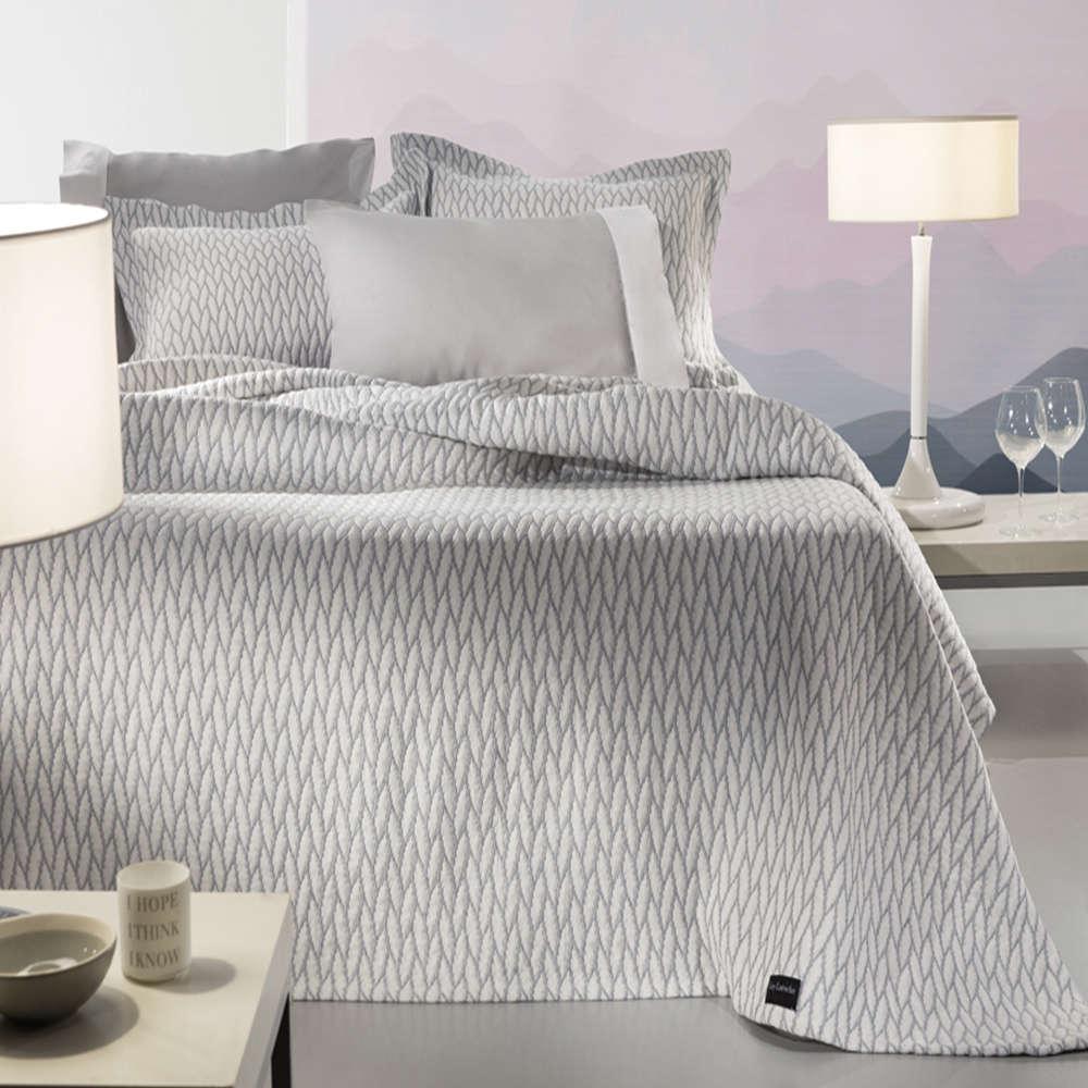 Μαξιλάρι Διακοσμητικό (Με Γέμιση) Harvey Silver Guy Laroche 45X45 Βαμβάκι-Polyester