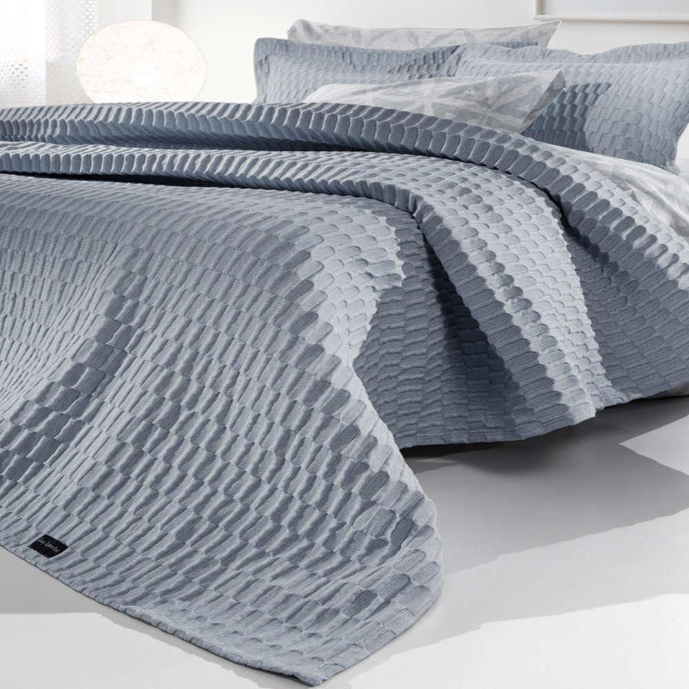 Μαξιλάρι Διακοσμητικό (Με Γέμιση) Tonik Denim Guy Laroche 45X45 Βαμβάκι-Polyester