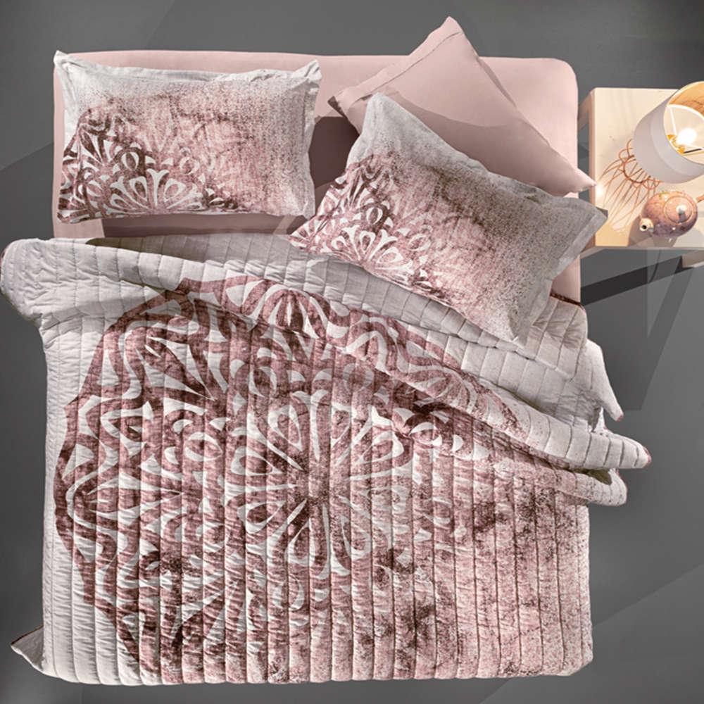 Μαξιλαροθήκες Σετ 2τμχ Gillian Old Pink Oxford Guy Laroche 50Χ70 50x70cm