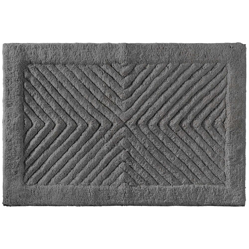 Πατάκι Μπάνιου Mozaik Titanium Guy Laroche X-Large 70x120cm