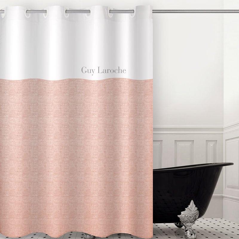 Κουρτίνα Μπάνιου Finesse Coral Guy Laroche Φάρδος 180cm