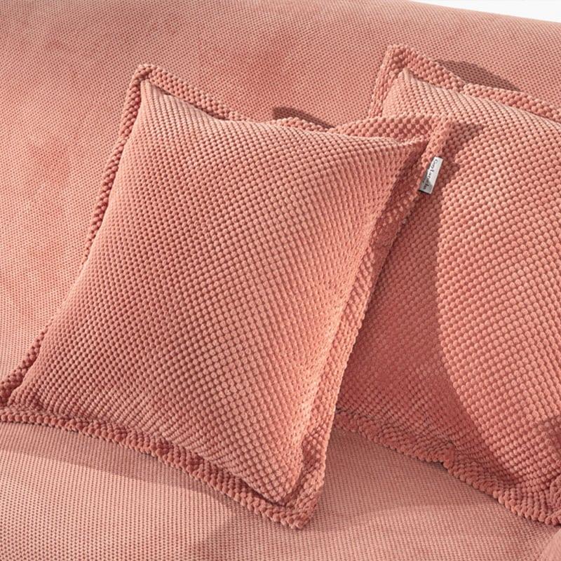 Μαξιλαροθήκη Διακοσμητική Rubicon Coral Guy Laroche 45X45 100% Polyester