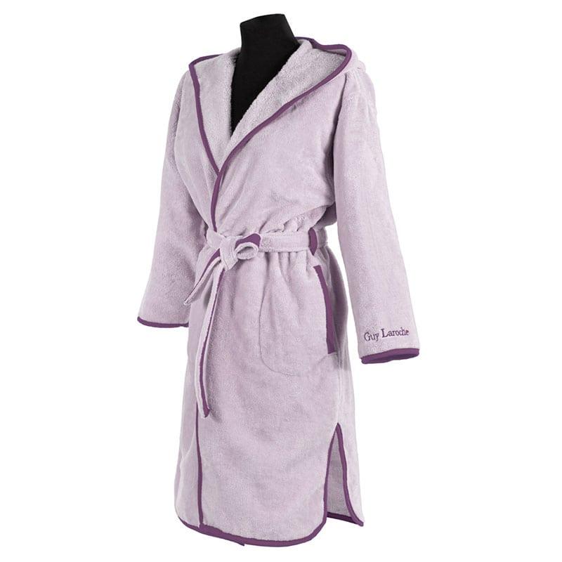 Μπουρνούζι Comfy Lilac Guy Laroche Medium