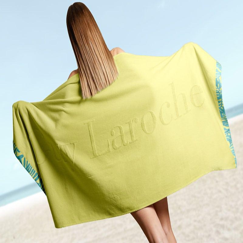 Πετσέτα Θαλάσσης Status Sun Guy Laroche Θαλάσσης