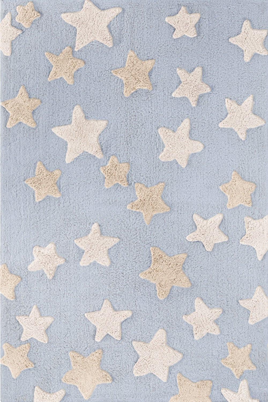 Χαλί Παιδικό Night Sky Light Blue Guy Laroche 100X200