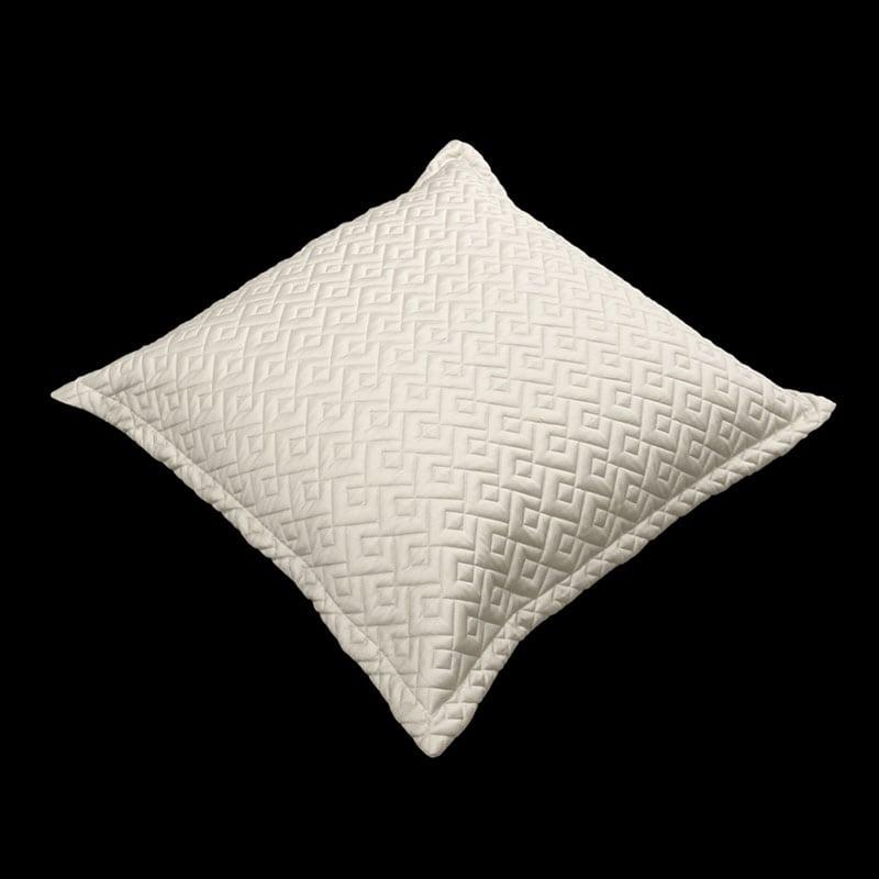 Μαξιλαροθήκη Διακοσμητική Conte Sand Guy Laroche 60X60 100% Microsatin