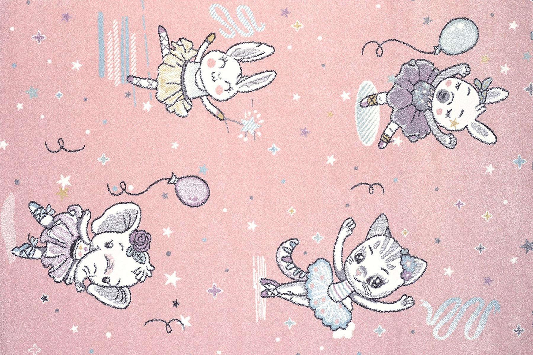 Χαλί-Μοκέτα Diamond Kids 5262-055 Colore Colori 400X…