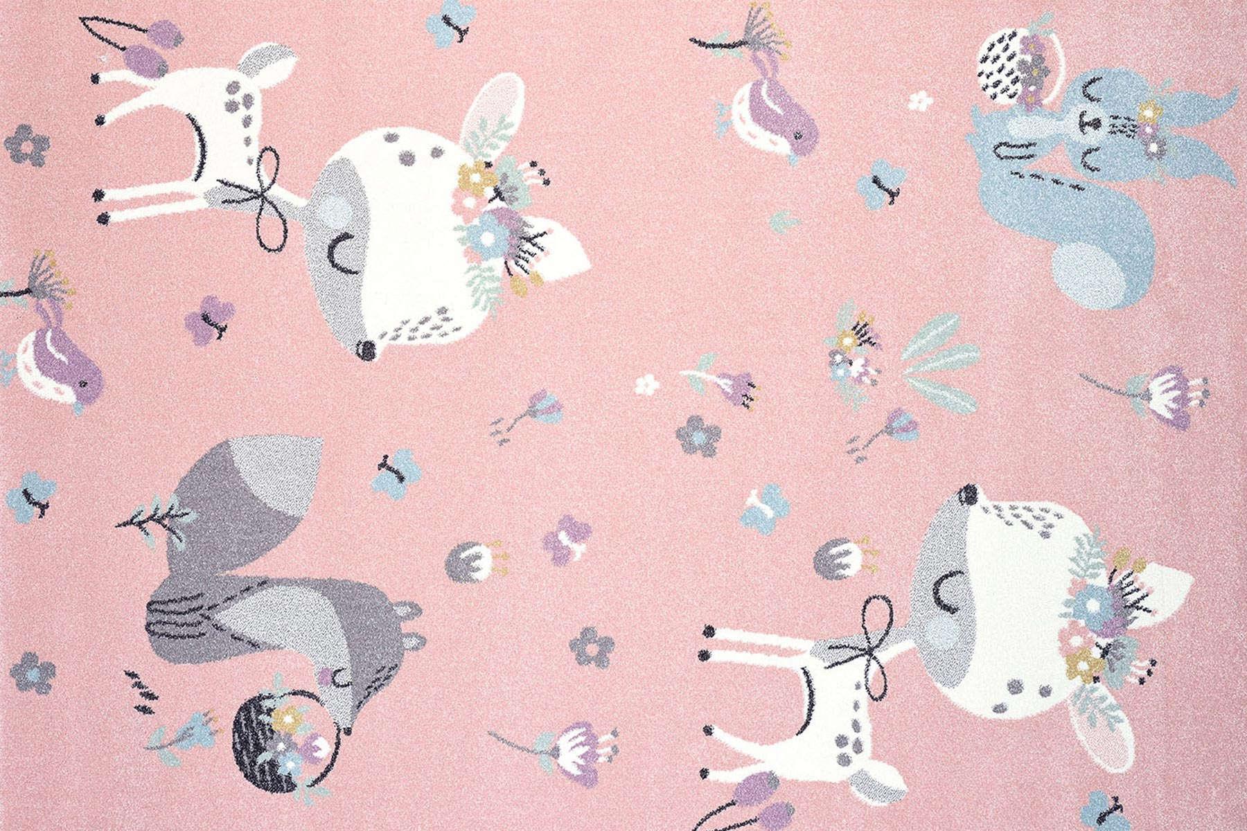 Χαλί-Μοκέτα Diamond Kids 5264-056 Colore Colori 400X…