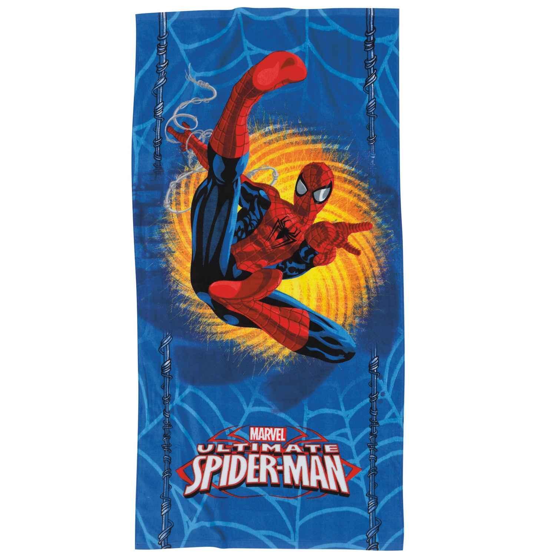 Πετσέτα Θαλάσσης Παιδική 5801 Spiderman Das Baby Θαλάσσης 70x140cm