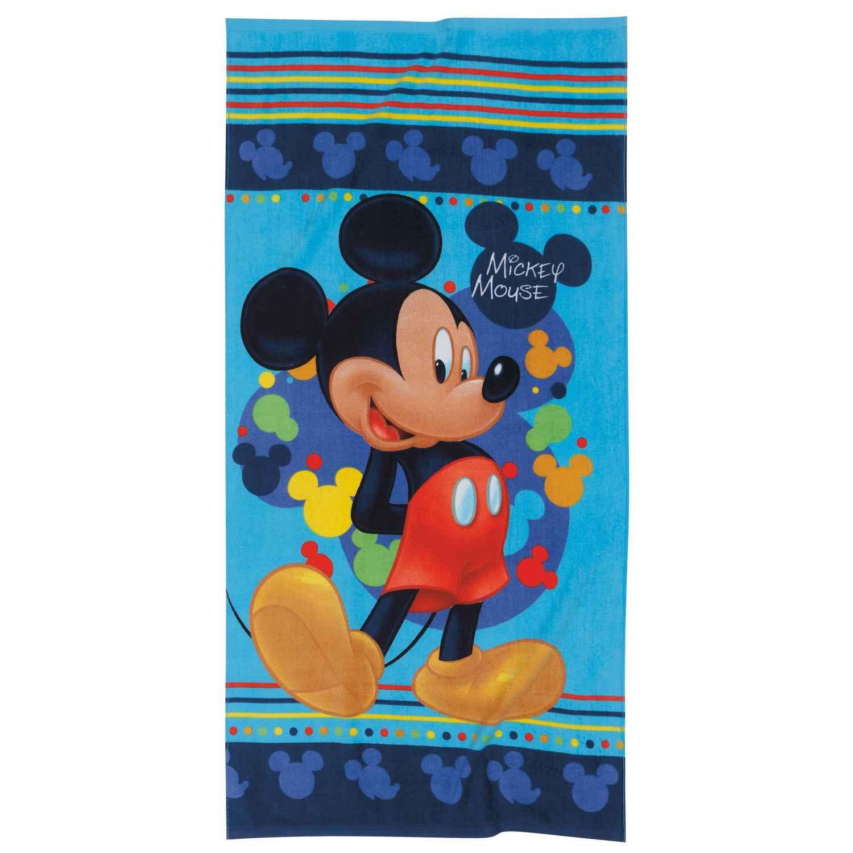 Πετσέτα Θαλάσσης Παιδική 5802 Mickey Das Baby Θαλάσσης 70x140cm