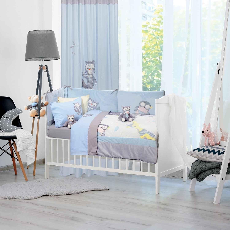 Πάντα Κούνιας 6462 Baby Dream Embroidery Das Baby 40x195cm