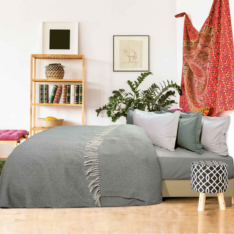 Κουβέρτα Κρόσια 384 Das Home Υπέρδιπλo 230x260cm