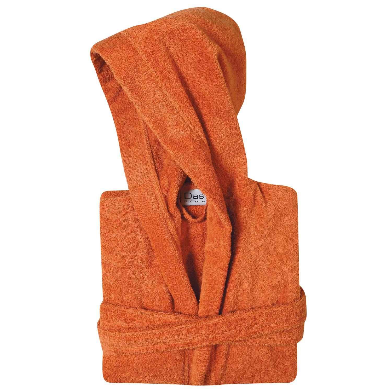 Μπουρνούζι 1448 Casual Orange Das Home Medium M