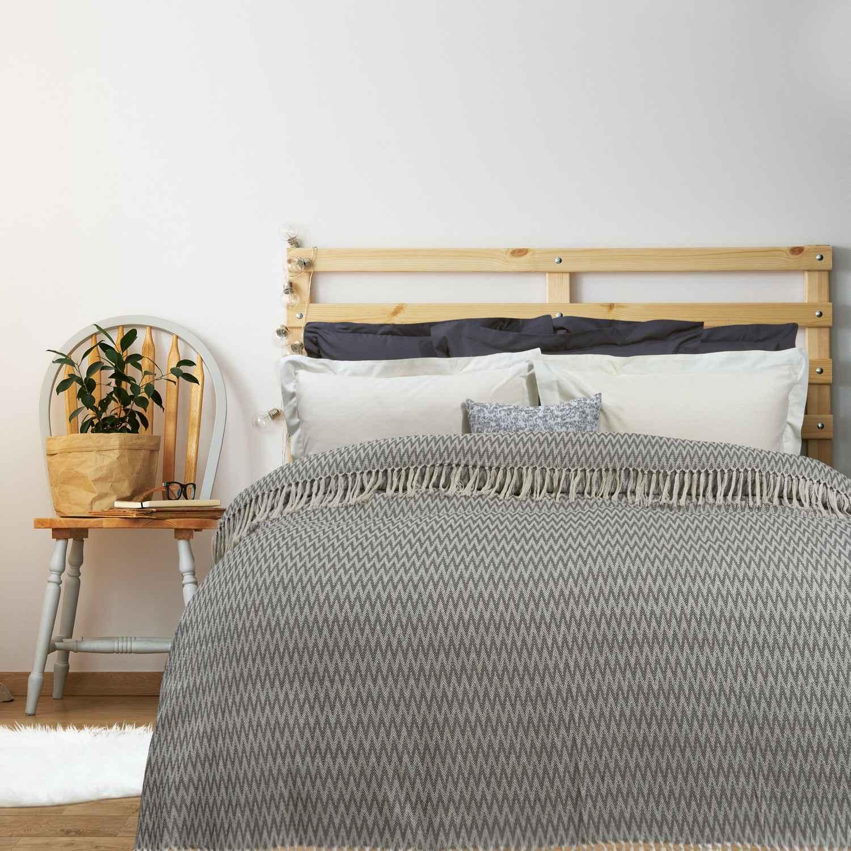 Κουβέρτα Κρόσια 381 Das Home Υπέρδιπλo 230x260cm