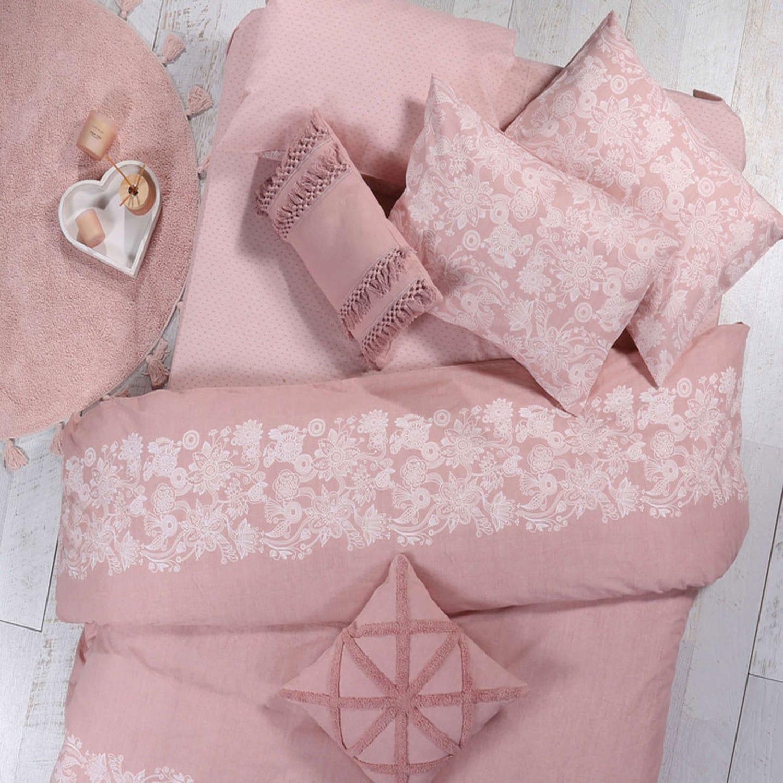 Κουβερλί Semplice Pink Nef-Nef Μονό 170x240cm