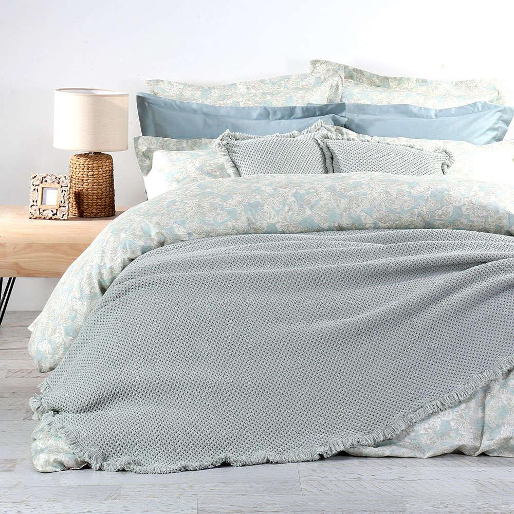 Κουβέρτα Benatia Mint Nef-Nef Υπέρδιπλo 230x250cm